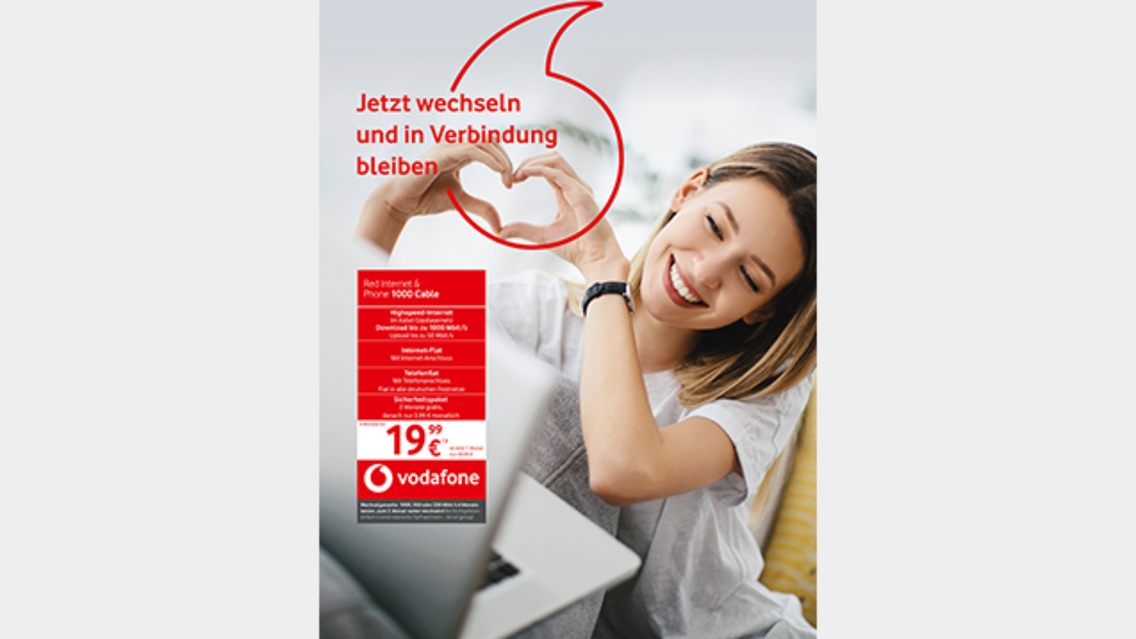 Vodafone Flipbook