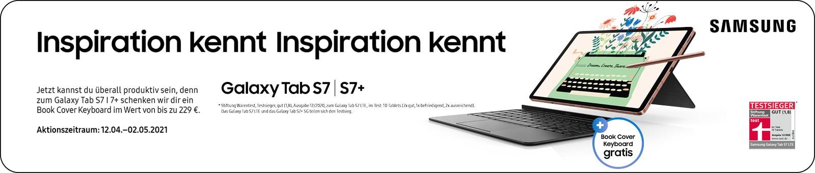 Samsung Tablet Frühlingsspecial